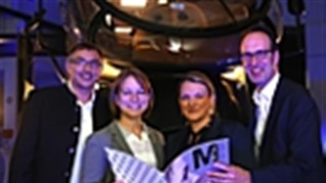 Bild: Marketing-Club Dortmund vor Ort bei der mm Group Sales & Marketing