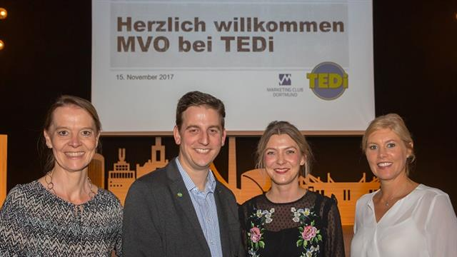 Bild: Marketing-Club Dortmund besuchte TEDi – Corporate Social Responsibility im Fokus
